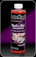 AutoMagic Wash & Wax Concentrate - 16oz