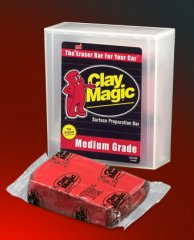 AutoMagic - Clay Magic Medium Grade